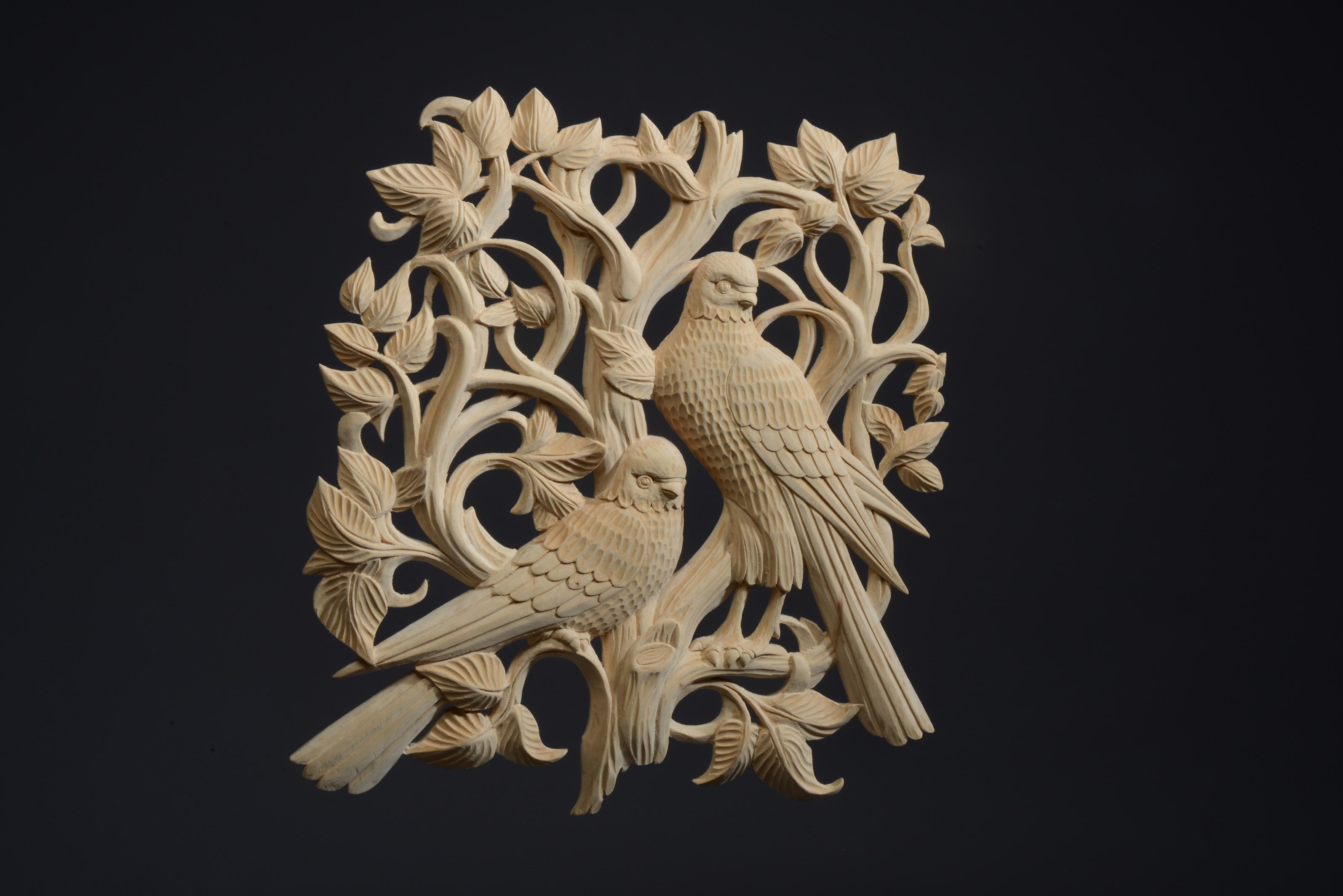 Bird Carving