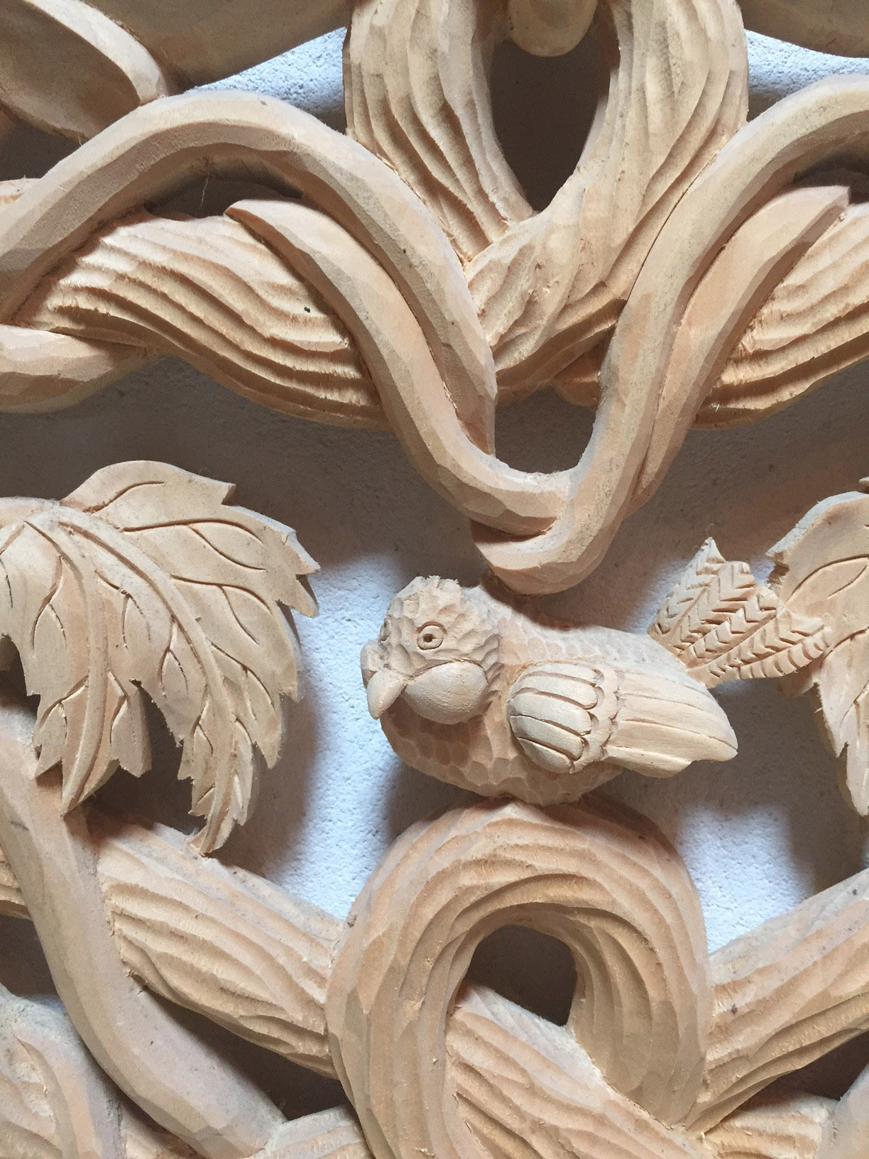 Nana Carving panel